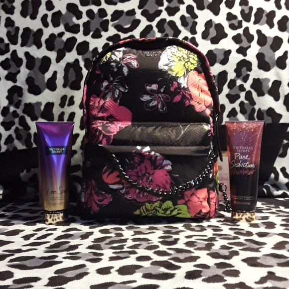 Bombshell wildflower Large city Backpack 3a1f1c24ebfbf